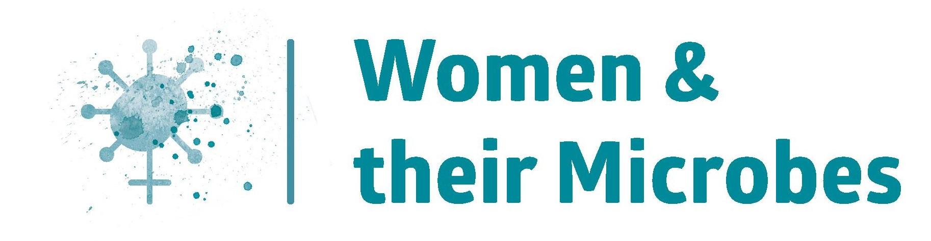 Women & their Microbes Logo