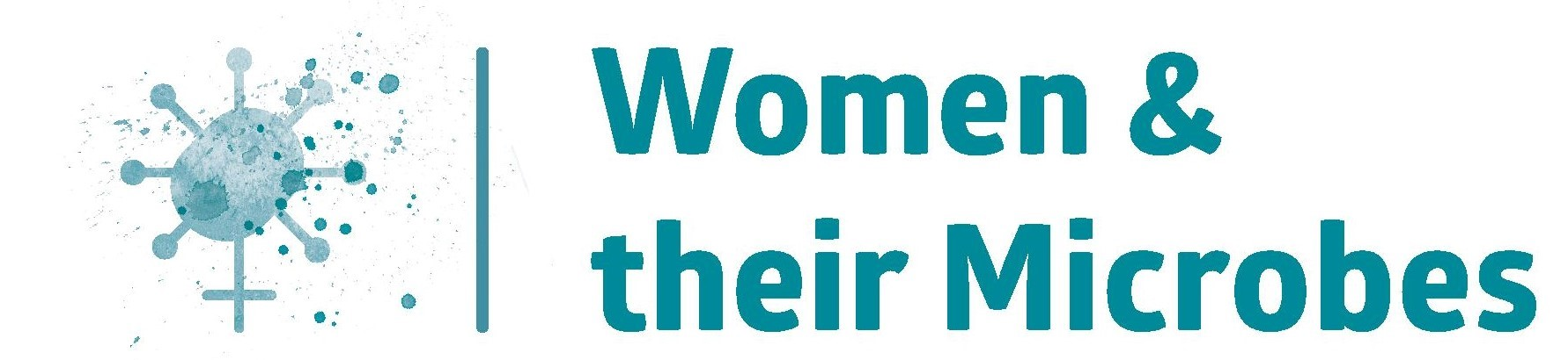 Women & their Microbes Logo